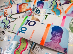 Brixton pound notes: God save Bowie