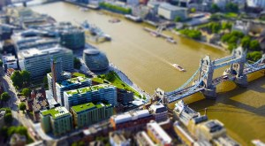 """Aerial design of the model / Credit: """"Little London, the greatest model city on Earth"""""""
