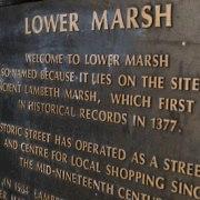 Lower Marsh 1