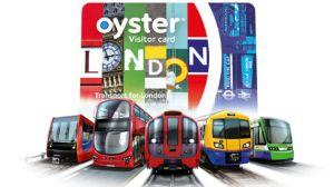 O cartão Oyster para visitantes, a forma mais segura e prática daqui para frente de pagar pelas viagens de ônibus
