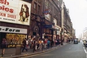 1973 Tottenham Court Road